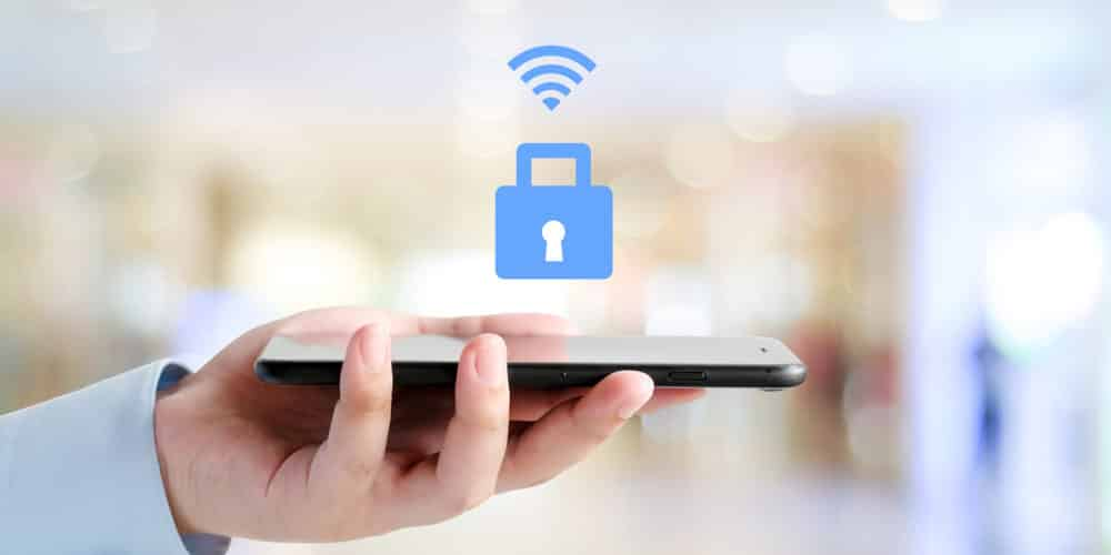 Security with Smartphone Devices